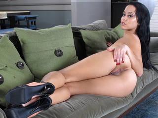 Sexy nackte Frau Tapete.